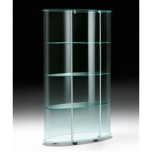 Витрина Elips Large из стекла