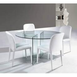 Стеклянный стол Larum