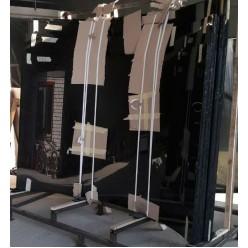 Гнутые энергосберегающие стеклопакеты