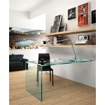 Мебель из листового стекла