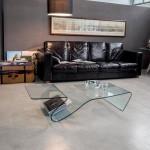 Предметы искусства из гнутого стекла