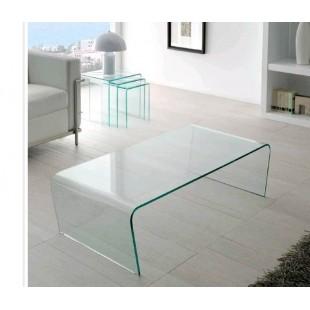 Журнальный стол Ustus из стекла